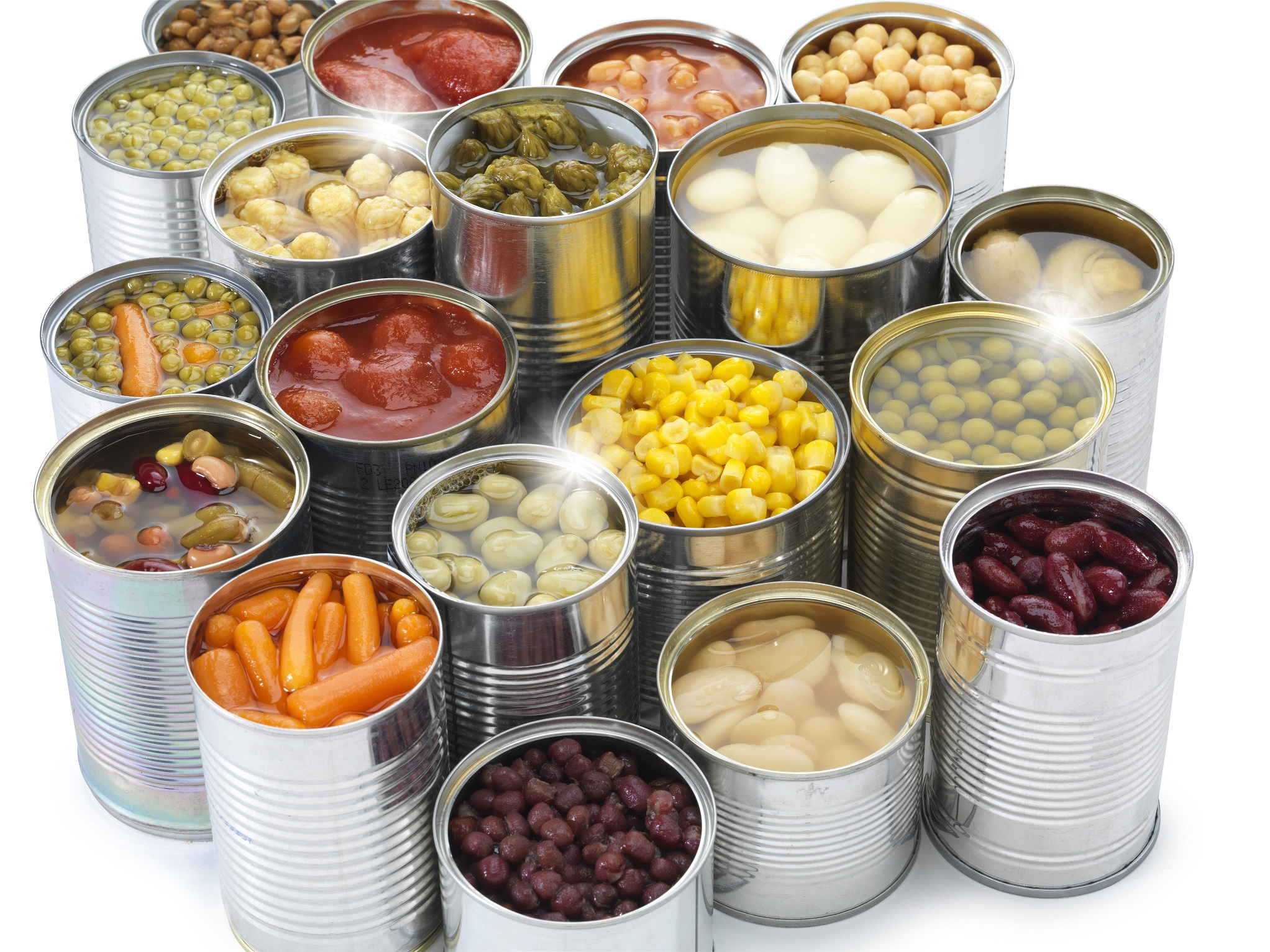 Canned Products