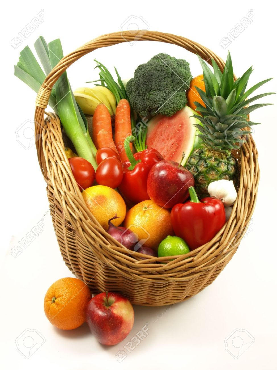 Weekly Fruits and Vegetables Package