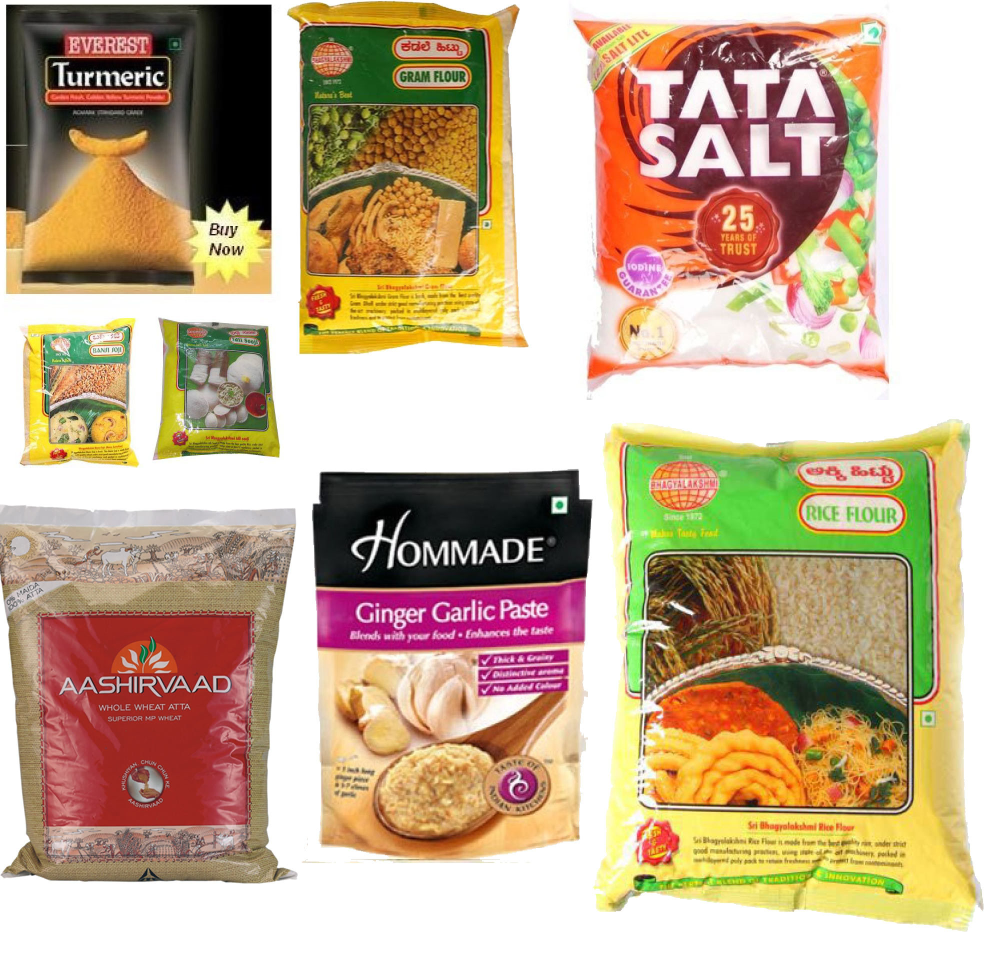 Weekly Grocery Products