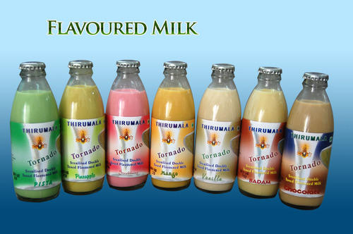 Weekly Flavoured Milk Items