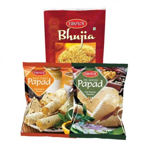 Instant Meals and Pappads