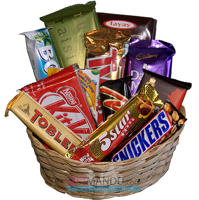 Weekly Chocolate Products