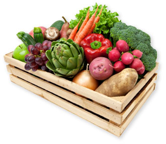 EZ Vegetables Box