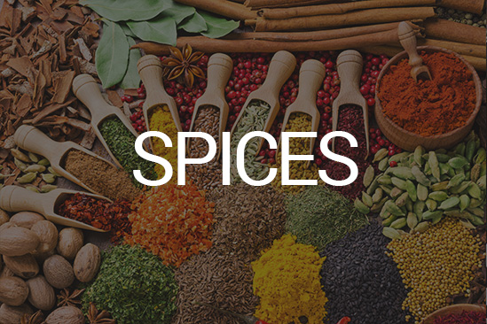 International Spices Products