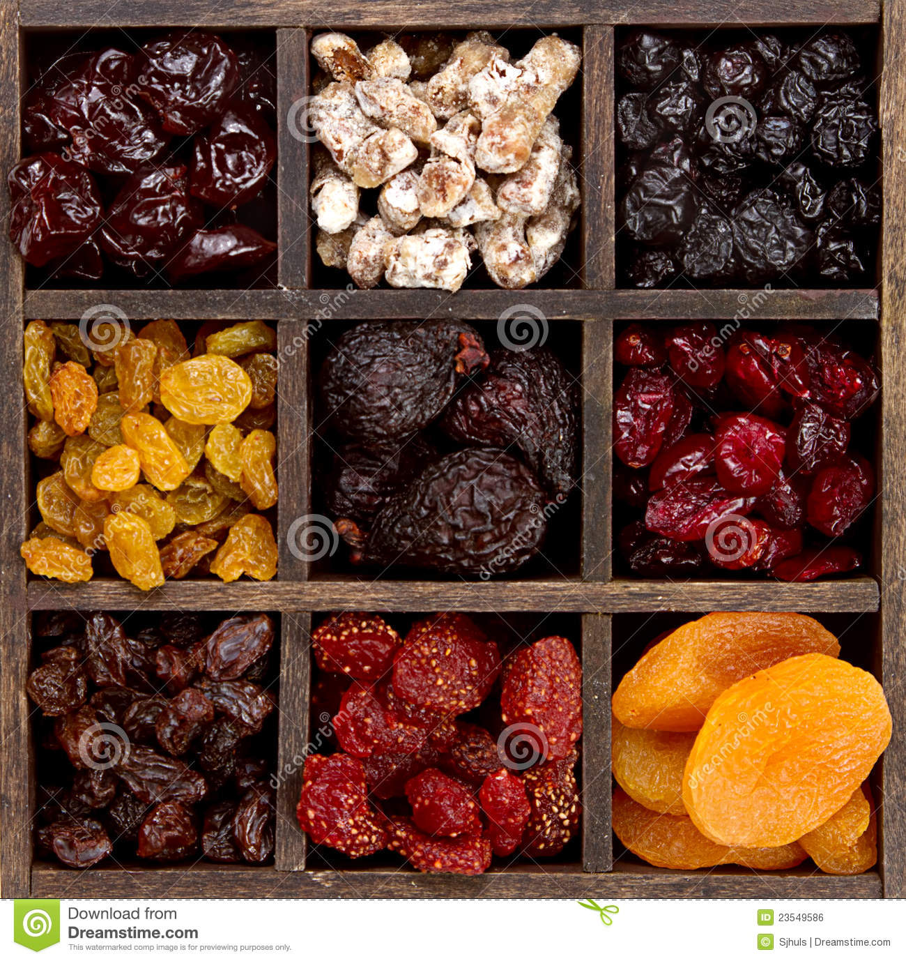Dry Fruits and Raisins