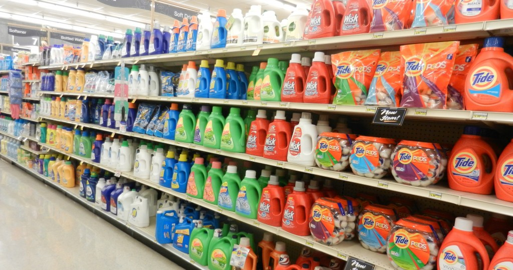 Monthly Laundry products