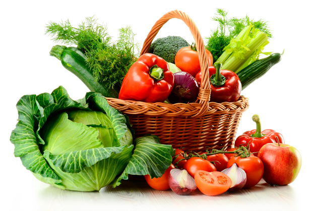 Weekly Organic Vegetables