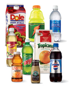 Weekly Beverages Products