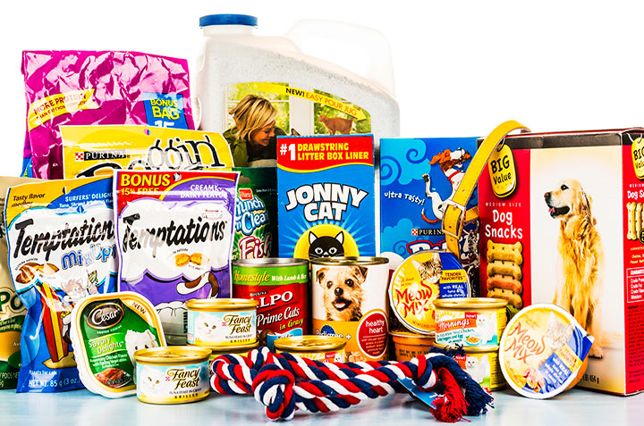 Weekly Pets Food Products