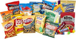 Weekly Snacks Products