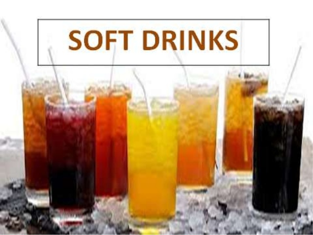 Weekly Soft Drinks