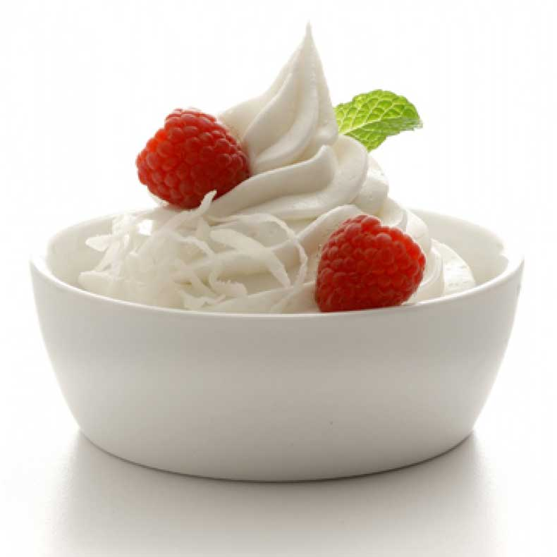 Weekly Yogurt Products
