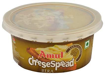 Amul Cheese Spread Jeera