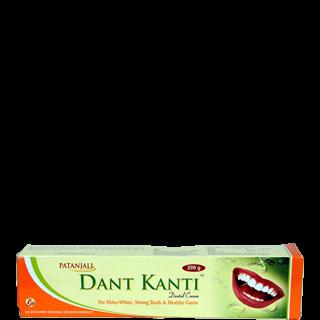 Buy Baba Ramdev Patanjali dant kanti dental cream 200gms