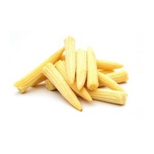 Baby Corn Peeled Grade A