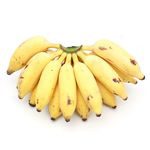 Banana Yellaki Organically Grown
