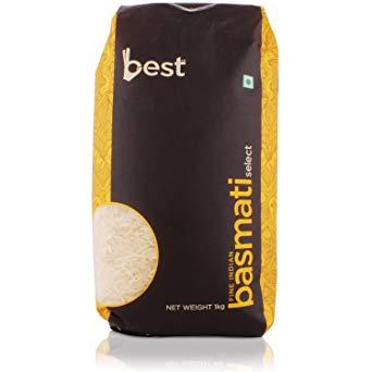 Best Select Basmati Rice