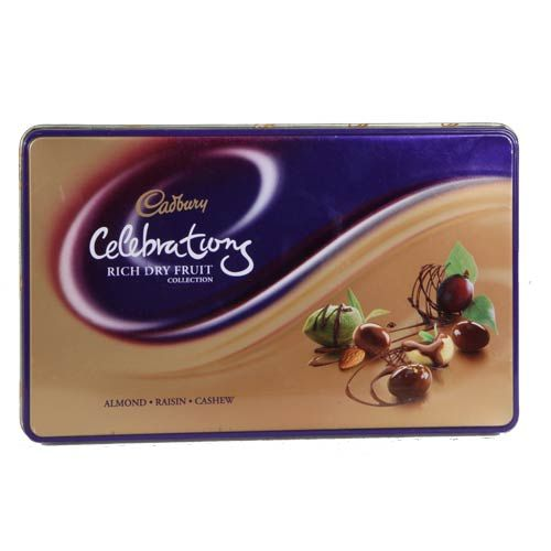 Cadbury Celebration Assorted Chocolate Gift Pack