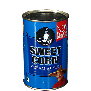 Chings Sweet Corn Cream Style Soup Can Pack