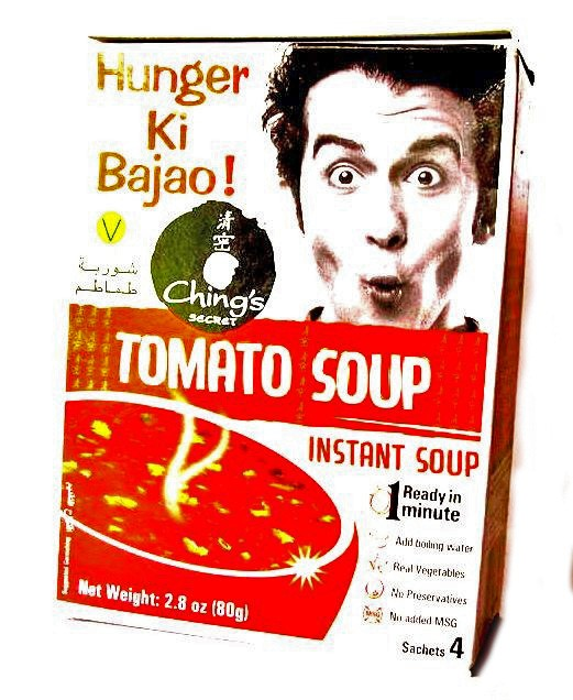 Chings instant Tomato Soup