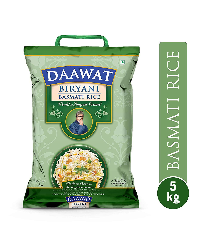 Daawat Basmati Rice Biryani