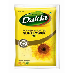 Dalda Refined Imported Sunflower Oil