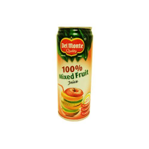 Del monte 100 Percentage Mixed Fruit Drink Four Seasons