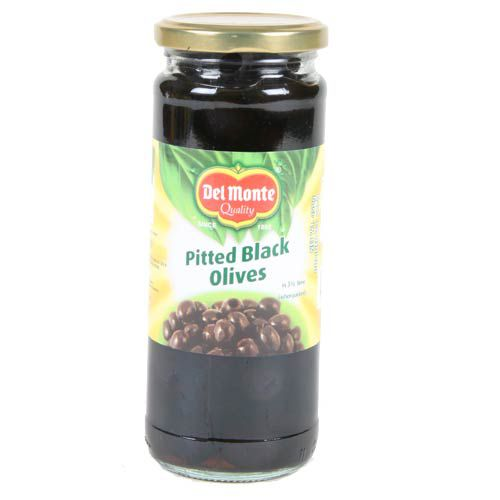 Del monte Black Olives Pitted