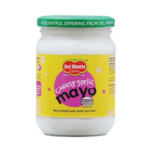 Del monte Mayo Cheesy Garlic