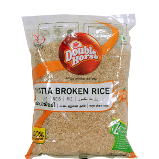 Double horse Broken Rice Matta