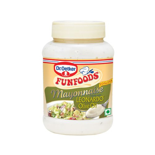 Fun Foods Mayonnaise Eggless Olive Oil