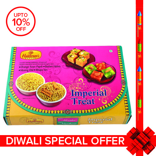 Haldirams Gift Box Imperial Treat