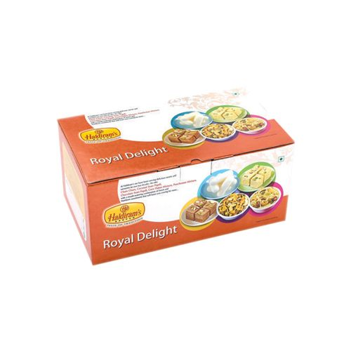 Haldirams Gift Box Royal Delight