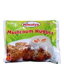 Himalaya Mushroom Nuggets