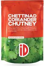 Id Chutney Coriander Chettinad Style