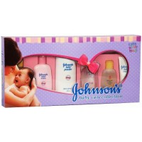 Johnson and Johnson Baby Care CollectionLuxury Kit