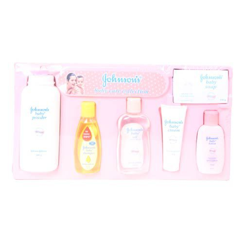 Johnson and Johnson Baby Gift Box Deluxe