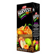 Kdd Harvest Fruit Juice Perfect Mixed Fruit
