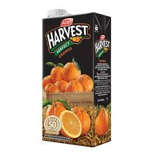 Kdd Harvest Fruit Nectar Orange