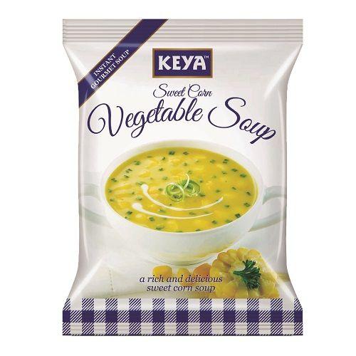 Keya Instant Cup A Soup Sweet Corn