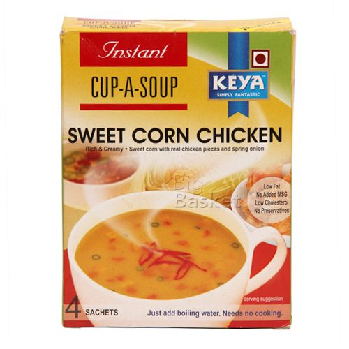 Keya Instant Cup A Soup Sweet Corn Chicken
