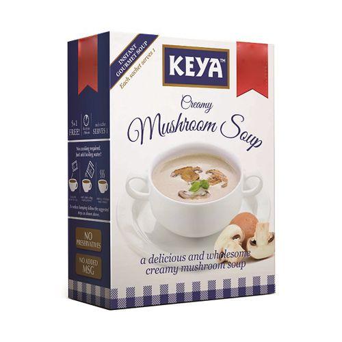 Keya Instant Soup Creamy Mushroom