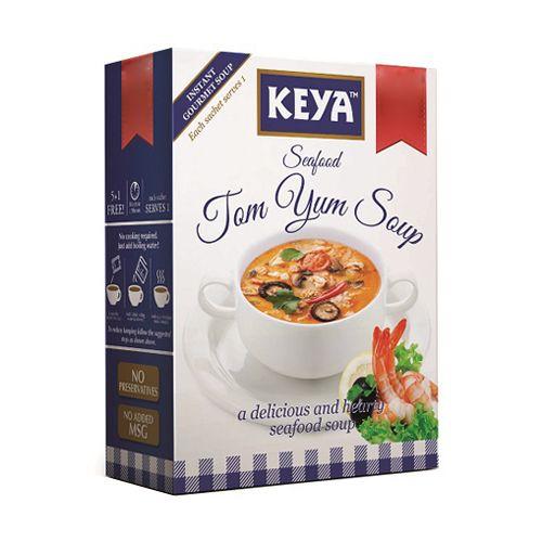 Keya Instant Soup Tom Yum Seafood