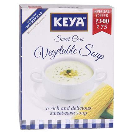 Keya Instant Soup Tom Yum Veg