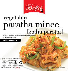 Keya Vegetable Paratha Mince Kothu Parotta