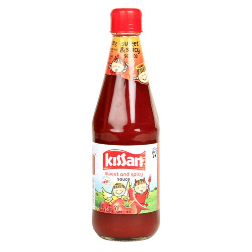 Kissan Sauce Sweet and Spicy