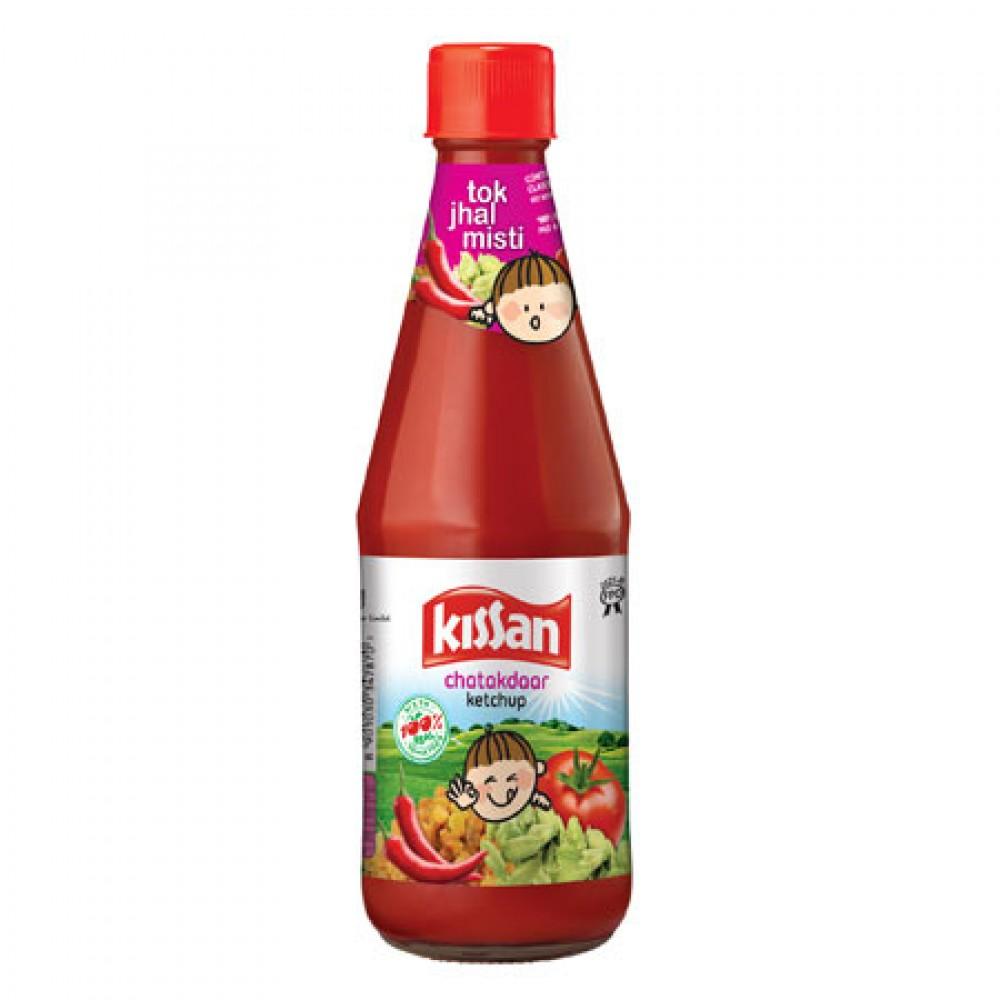 Kissan ketchup chatakdaar