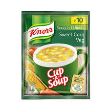 Knorr Instant Sweet Corn Cup A Soup