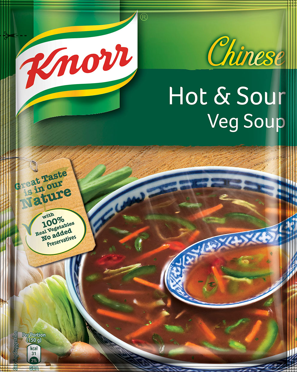 Knorr Soup Powder Chinese Hot and Sour Chicken