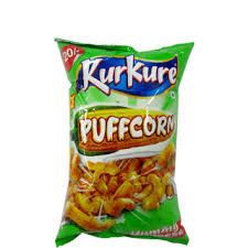 Kurkure Namkeen Puffcorn Yummy Cheese